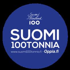 Suomi100tonnia - Haluamme lahjoittaa satatonnia oppimiseen.